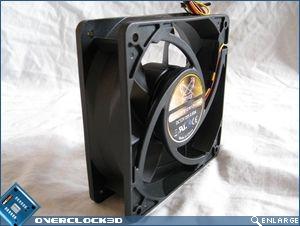 Scythe Ultra Kaze illustrating thickness