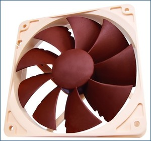 Noctua NF-P12 120mm cooling fan