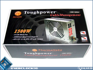 Thermaltake Toughpower 1500w Box Front