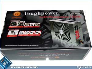 Thermaltake Toughpower 1500w Box Back