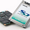 Toshiba announce 128GB Solid State Drive