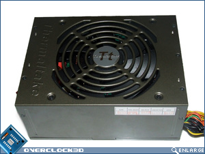 Thermaltake Toughpower 1500w Bottom