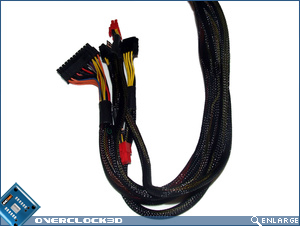 Thermaltake Toughpower 1500w Cables