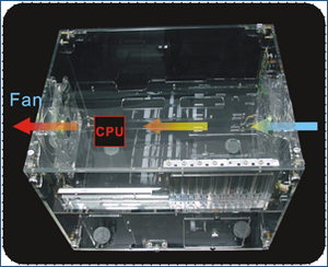 Motherboard cooling image