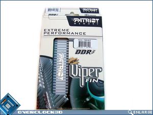 Patriot PVS32G1866LLK Viper Series Box Front