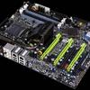 XFX show off nForceR 780i SLIT Motherboard