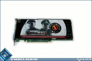 asus 8800 gt card itself
