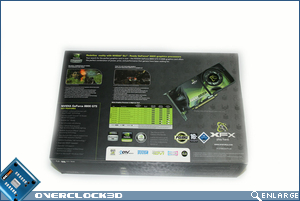 xfx 8800 gts 512 packaging rear