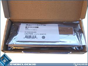 Crucial Ballistix PC3-12800 Packaging