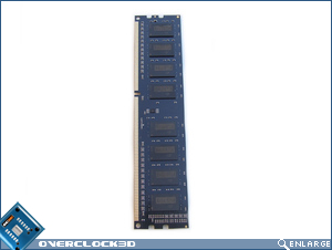 Crucial Ballistix PC3-12800 PCB