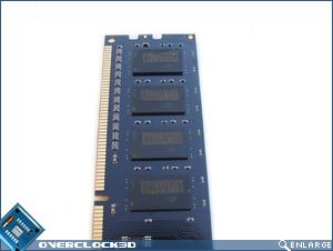 Crucial Ballistix PC3-12800 IC's