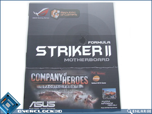 Asus Striker II Formula Box Front