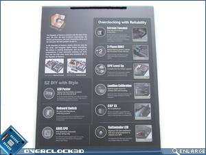 Asus Striker II Formula Box Flap