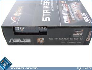 Asus Striker II Formula Box Side