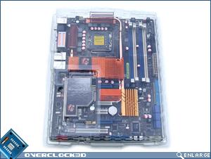 Asus Striker II Formula Motherboard Box
