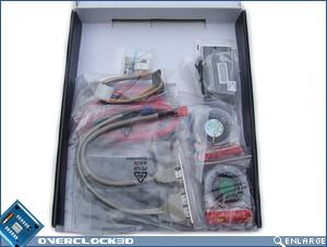 Asus Striker II Formula Accessories