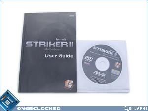 Asus Striker II Formula Manuals