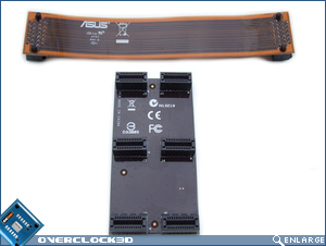 Asus Striker II Formula SLI Cables