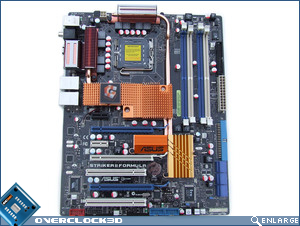 Asus Striker II Formula Board Overview