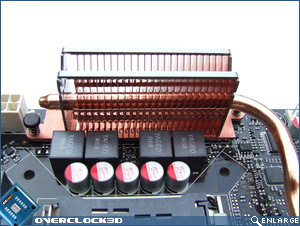 Asus Striker II Formula CPU Area
