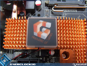 Asus Striker II Formula NB Cooling