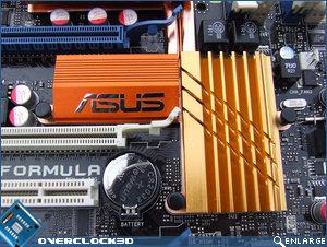 Asus Striker II Formula SB Cooling