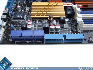 Asus Striker II Formula SATA