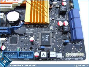 Asus Striker II Formula Connectors