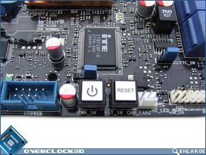 Asus Striker II Formula Switches