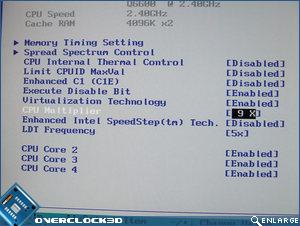 Asus Striker II BIOS