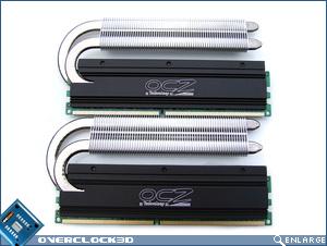 OCZ ReaperX PC2-6400 Back