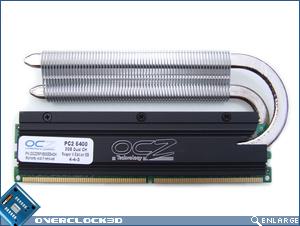 OCZ ReaperX PC2-6400 Front