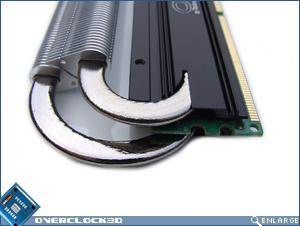 OCZ ReaperX PC2-6400 Side