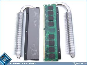 OCZ ReaperX PC2-6400 Heatspreader