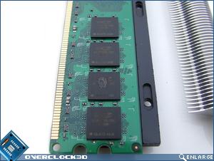 OCZ ReaperX PC2-6400 IC's