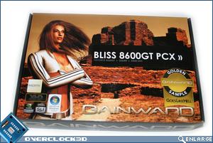 gainward 8600 gt box