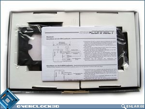 Packaging inside