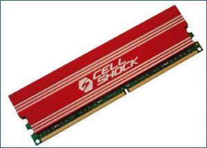 Cell Shock RAM