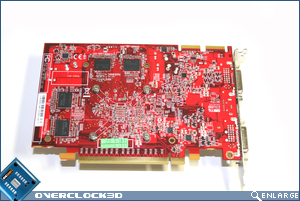 hd3650 rear card