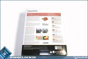 HD3650 rear box