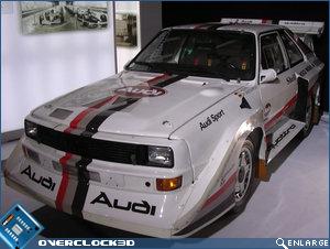 Audi Quattro!