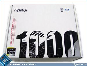 Antec Truepower Quattro 1000w Box Front