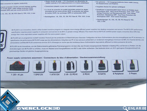 Antec Truepower Quattro 1000w Specs Box
