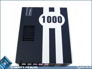 Antec Truepower Quattro 1000w Top