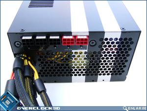 Antec Truepower Quattro 1000w Front