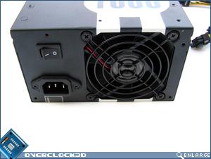 Antec Truepower Quattro 1000w Back