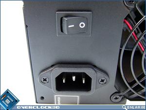 Antec Truepower Quattro 1000w Switch