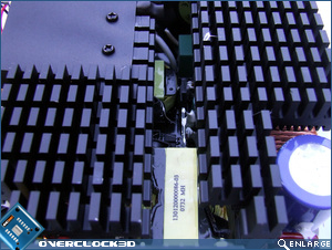 Antec Truepower Quattro 1000w Heatsinks
