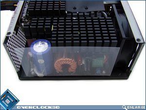 Antec Truepower Quattro 1000w Internals