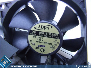 Antec Truepower Quattro 1000w Fan